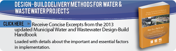 Design-Build Delivery Methods for Water & Wastewater Projects