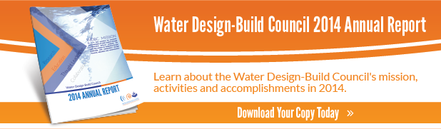 water-design-build-council-2014-annual-report
