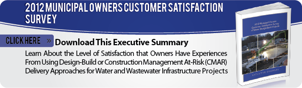 2012 Municipal Owners Customer Survey