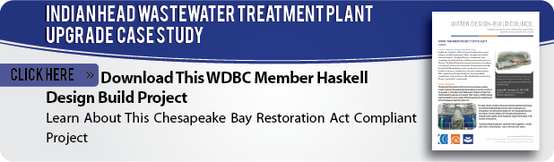 Indian Head Wastewater Treatment Plant Upgrade