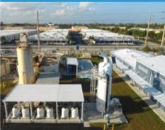 Dania Beach Nanofiltration Water Treatment Plant