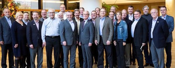 2018 Board Memberes eNews
