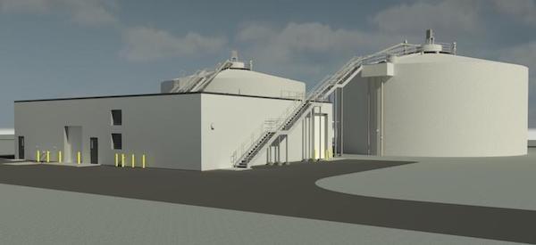 Altoona Water Authority Digester Complex eNews