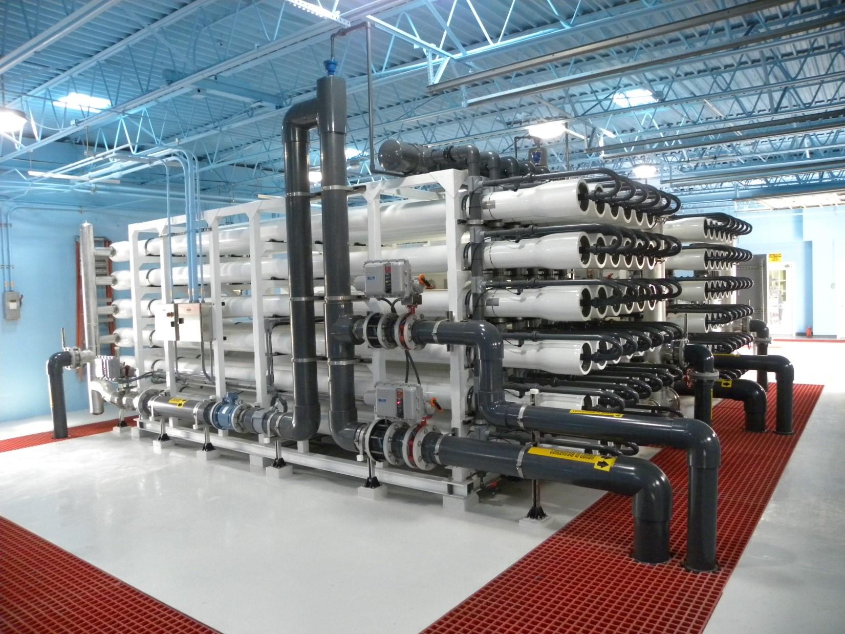 Progressive Design Build Delivery Retrofits a Water Treatment Plant